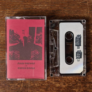"TYRANNUS ""Dark Prince of the Metropolis"" Tape"