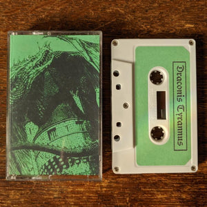 "[SOLD OUT] TYRANNUS ""Draconis Tyrannus"" Cassette Tape"