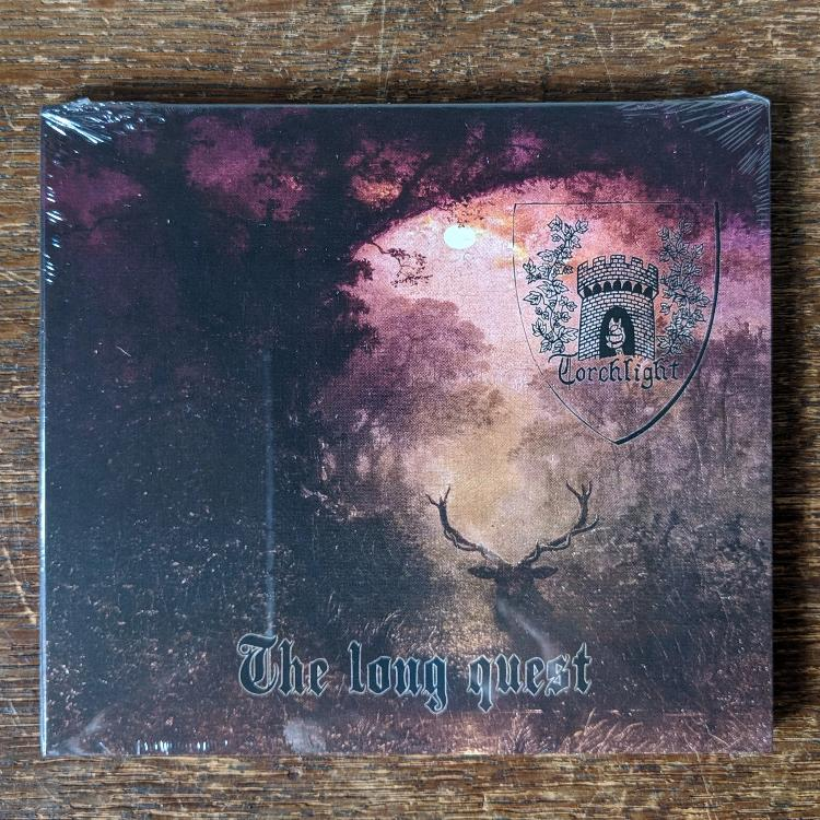 "TORCHLIGHT ""The Long Quest"" CD"