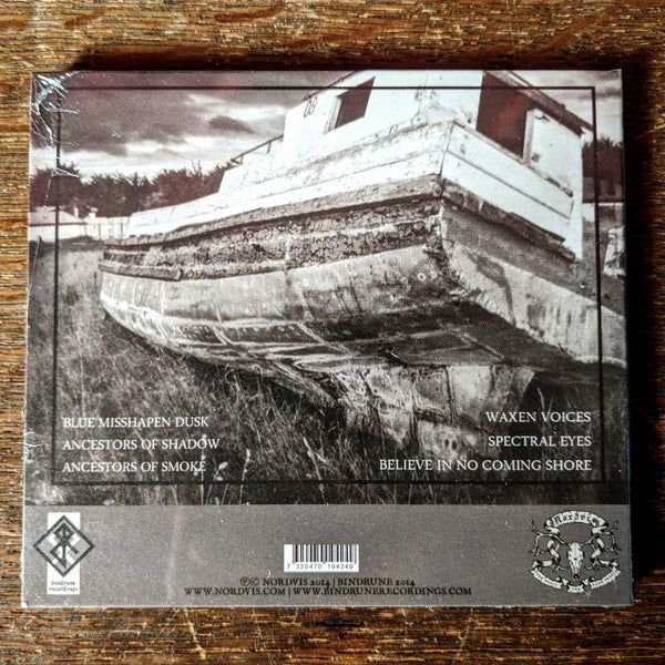 "FALLS OF RAUROS ""Believe in No Coming Shore"" CD [LAST COPY]"