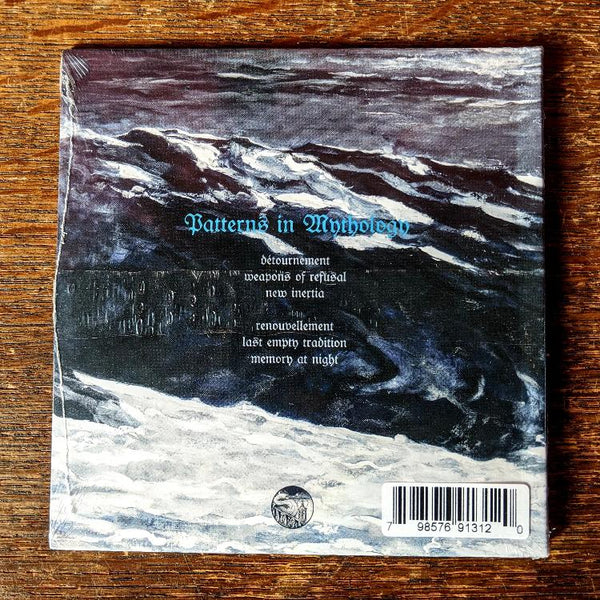 "[SOLD OUT] FALLS OF RAUROS ""Patterns in Mythology"" CD"