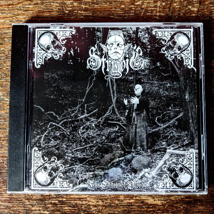 "STRIGOII ""The Oldest of Blood"" CD"