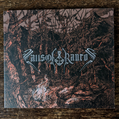 "FALLS OF RAUROS ""Hail Wind and Hewn Oak"" CD"