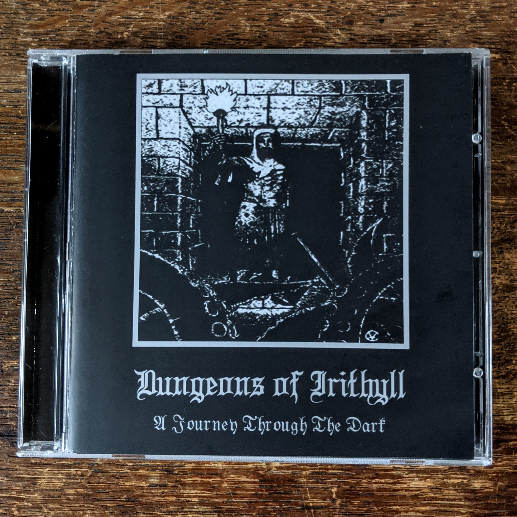 "DUNGEONS OF IRITHYLL ""A Journey Through The Dark"" CD"