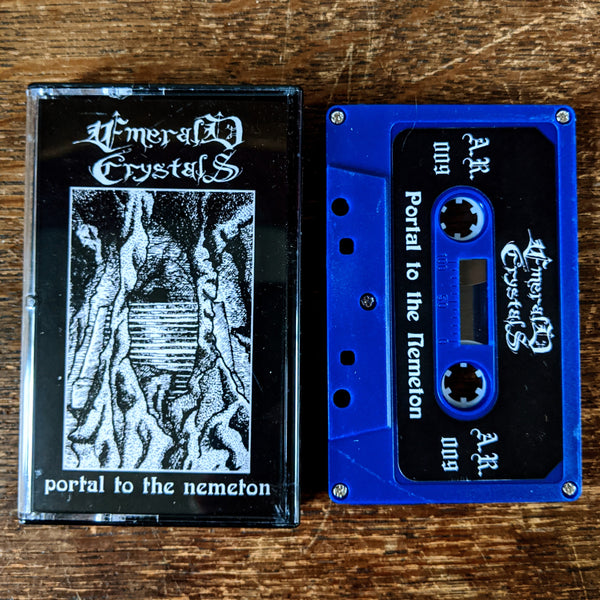 "EMERALD CRYSTALS ""Path to the Nemeton"" Pro-Tape"