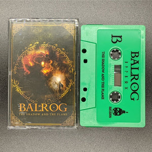 "BALROG ""The Shadow and the Flame"" Pro-Tape"