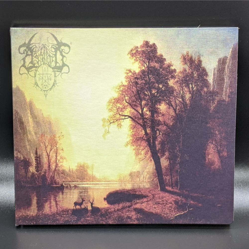 "ASTAROT ""Forest of Dead Stars / Frosty Valley"" CD Digipack"