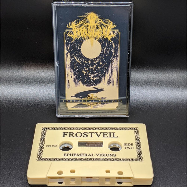 "[SOLD OUT] FROSTVEIL ""Ephemeral Visions"" Cassette Tape"