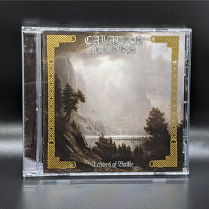 "CALADAN BROOD ""Echoes of Battle"" CD"