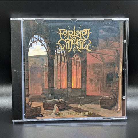 "FORLORN CITADEL ""Songs of Mourning / Dusk"" CD"