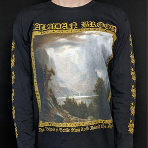 "CALADAN BROOD ""Echoes of Battle"" Longsleeve"