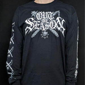 "OUT OF SEASON ""N.E.D.S.M."" Longsleeve"