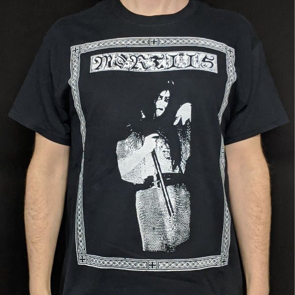 "[SOLD OUT] MORTIIS ""Paint the Visions..."" T-Shirt"
