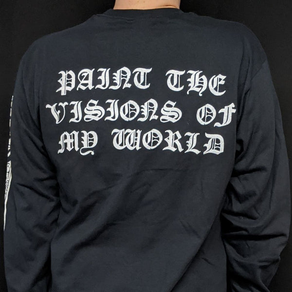 "[SOLD OUT] MORTIIS ""Paint the Visions..."" Longsleeve"