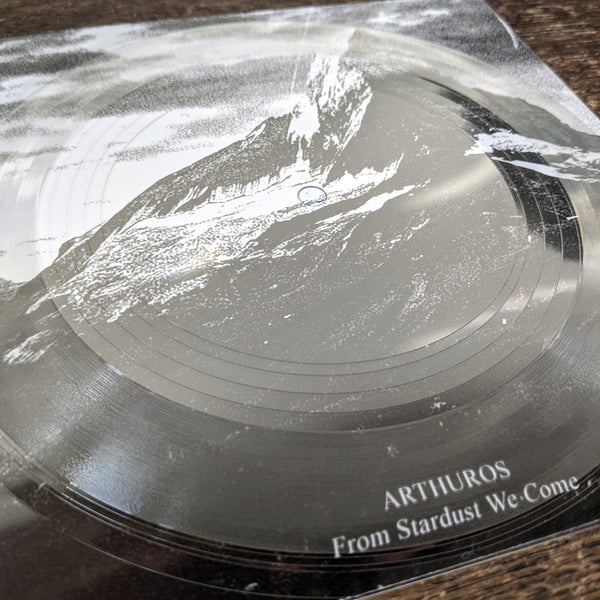 "ARTHUROS ""From Stardust We Come"" 7"" flexi [LAST COPIES]"