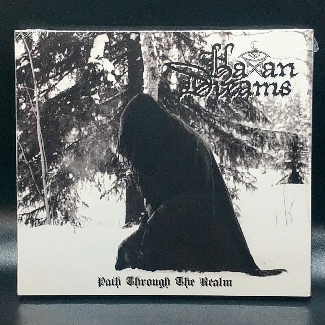 "HAXAN DREAMS ""Path Through the Realm"" CD"