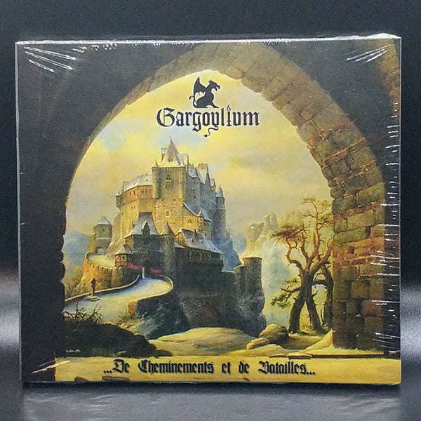 "GARGOYLIUM ""De Cheminements et de Batailles"" CD"