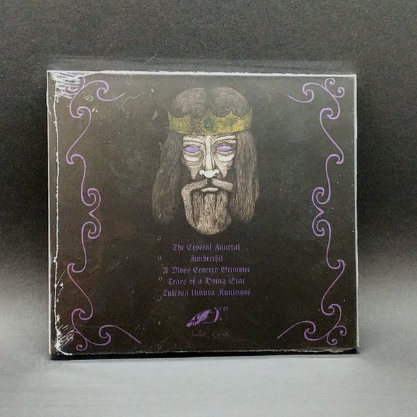 "OLD SORCERY ""Strange and Eternal"" CD"