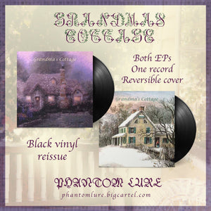 "[SOLD OUT] GRANDMA'S COTTAGE ""Grandma's Cottage"" Vinyl LP"