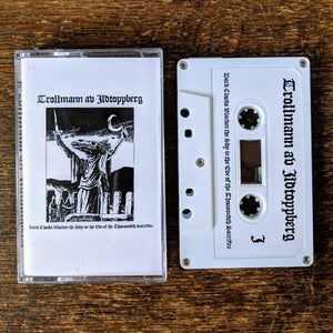 "TROLLMANN AV ILDTOPPBERG ""Dark Clouds Blacken The Sky..."" Tape"