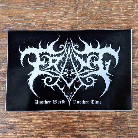 "ERANG ""Another World, Another Time"" Sticker"
