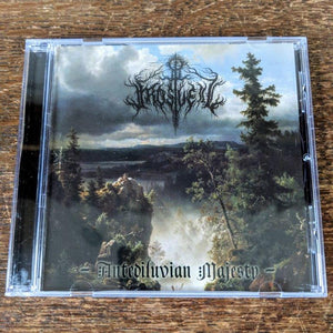 "FROSTVEIL ""Antediluvian Majesty"" CD"