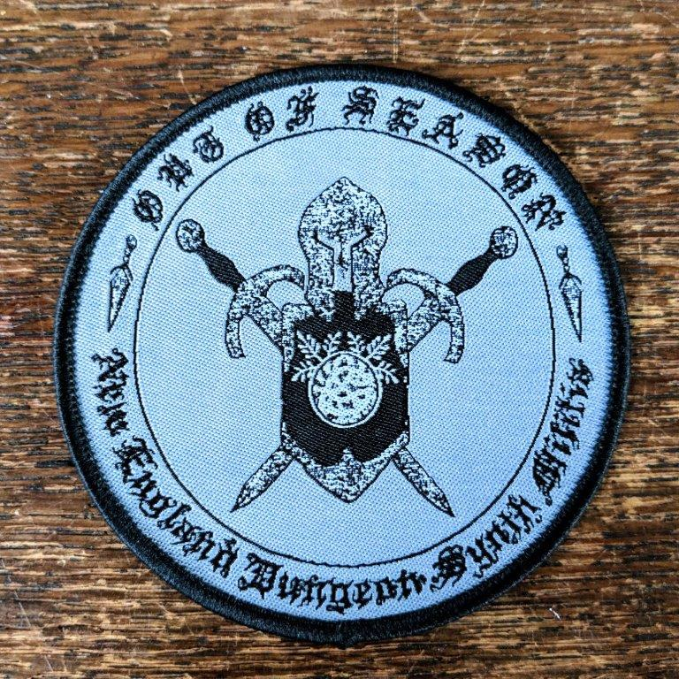 "OUT OF SEASON ""New England DS Militia"" Patch"