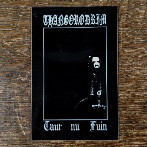 "THANGORODRIM ""Taur Nu Fuin"" Sticker"
