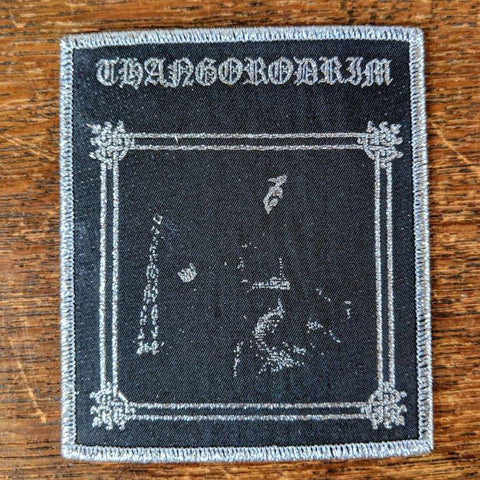 "THANGORODRIM ""Chain Flail"" (Silver) Patch"