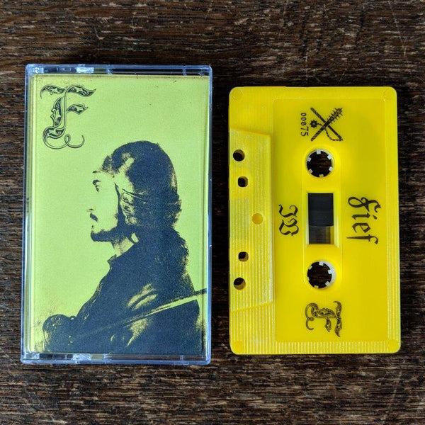 "FIEF ""IV"" (2nd edition) Pro-Tape"