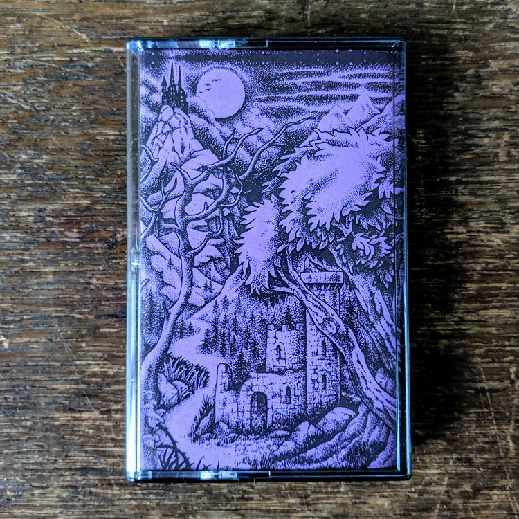 CATACOMBS ENSHADOWED / BASTARD SWORD split Pro-Tape
