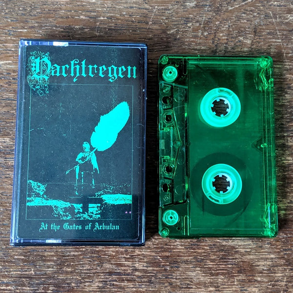 "NACHTREGEN ""At the Gates of Arbulan"" tape"