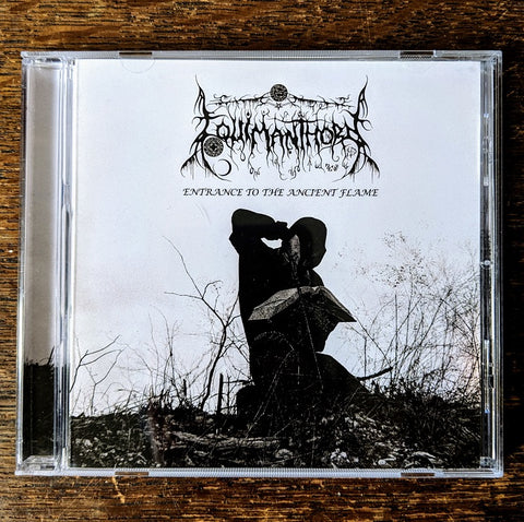 "EQUIMANTHORN ""Entrance To The Ancient Flame"" CD"