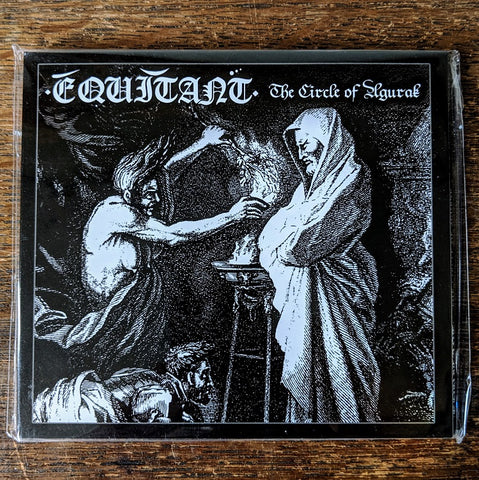 "EQUITANT ""The Circle Of Agurak"" Digi CD"