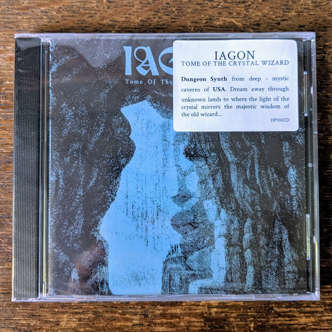 "IAGON ""Tome of the Crystal Wizard"" CD"