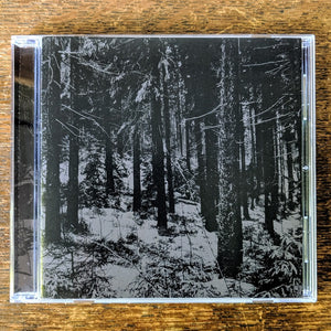 "[SOLD OUT] MOLOCH ""Abstrakter Wald"" CD"