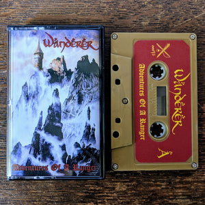 "WANDERER ""Adventures of a Ranger"" Pro-Tape"
