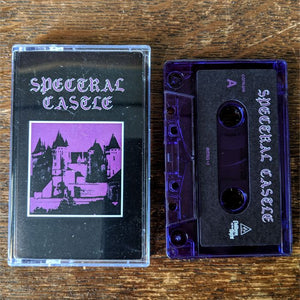 "[SOLD OUT] SPECTRAL CASTLE ""I've Always Been Here..."" Cassette Tape"