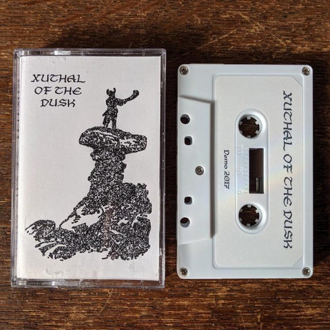 "XUTHAL OF THE DUSK ""Demo 2017"" Tape"