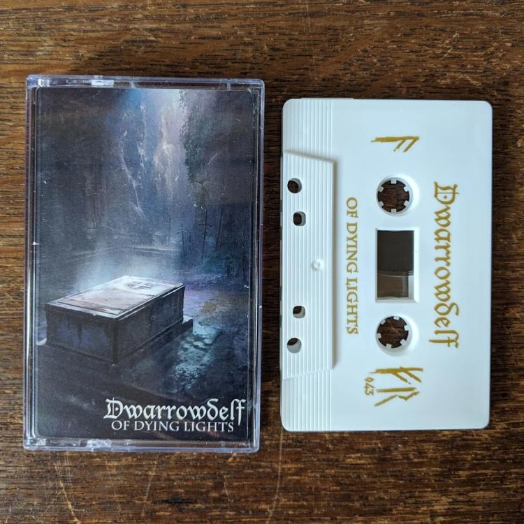 "DWARROWDELF ""Of Dying Lights"" Pro-Tape"