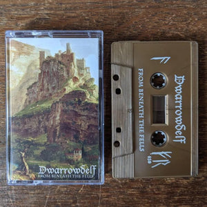 "DWARROWDELF ""From Beneath the Fells"" Pro-Tape"