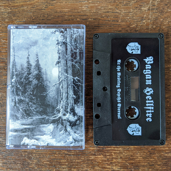 "PAGAN HELLFIRE ""At the Resting Depths Eternal"" Pro-Tape"