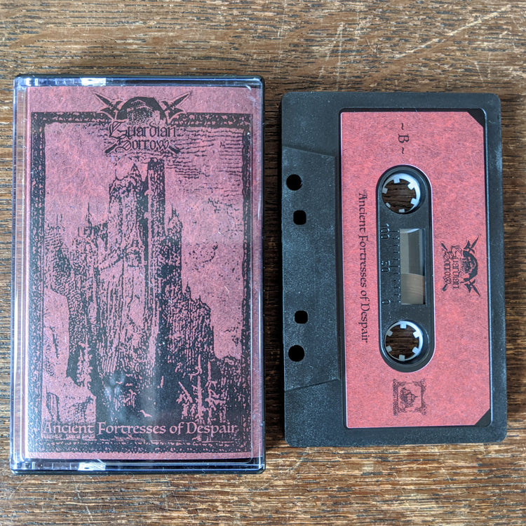 "GUARDIANSORROW ""Ancient Fortresses Of Despair"" Pro-Tape"