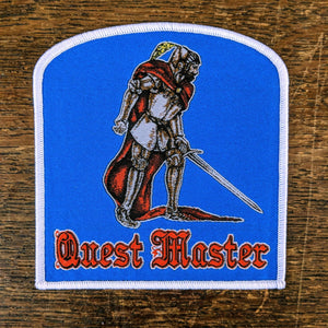 "QUEST MASTER ""Crest"" Patch"