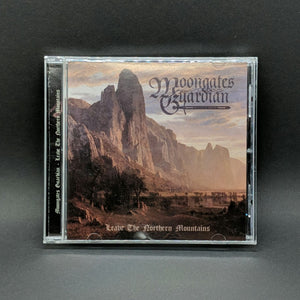 "MOONGATES GUARDIAN ""Leave The Northern Mountains"" CD"