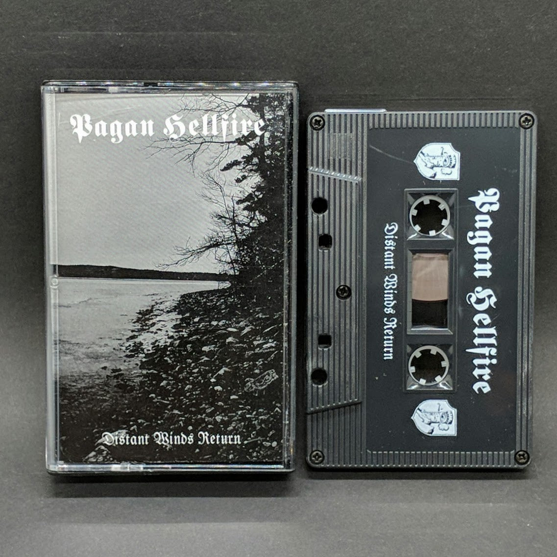 "PAGAN HELLFIRE ""Distant Winds Return"" Pro-Tape"