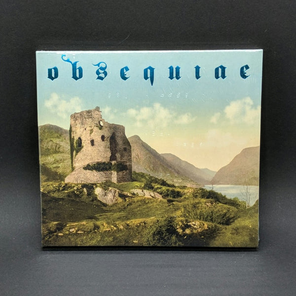 "[SOLD OUT] OBSEQUIAE ""The Palms of Sorrowed Kings"" CD"
