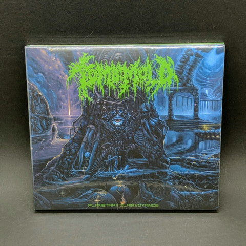 "TOMB MOLD ""Planetary Clairvoyance"" CD"