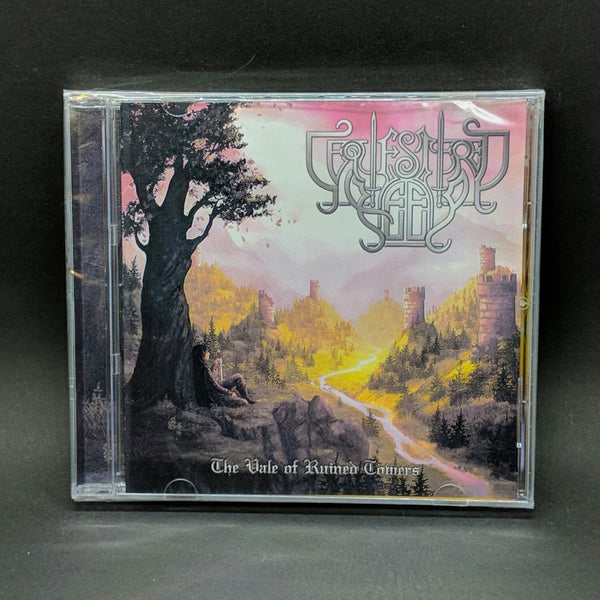 "[SOLD OUT] SEQUESTERED KEEP ""The Vale of Ruined Towers"" CD"