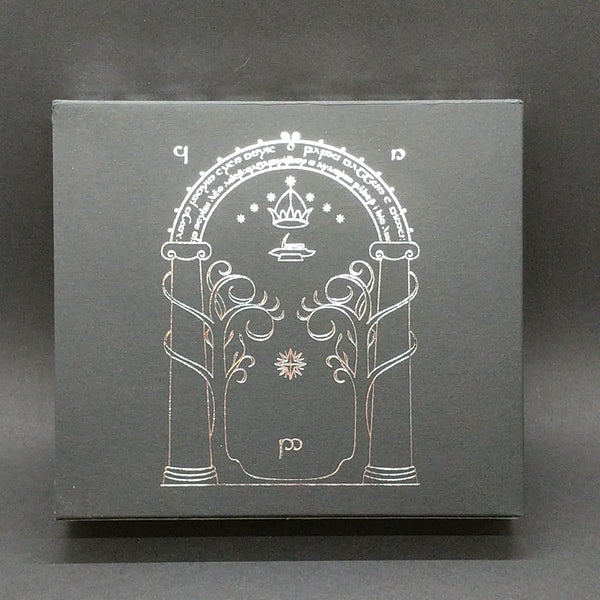 "[SOLD OUT] V/A ""In Mordor Where The Shadows Are"" 3xCD Box Set"